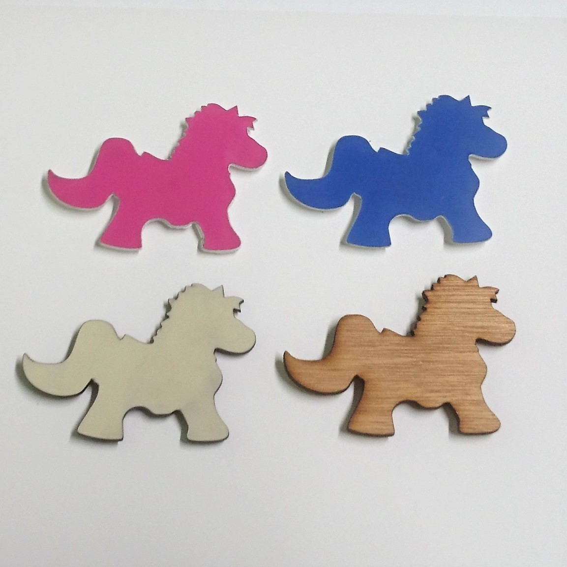 pony fridge magnets