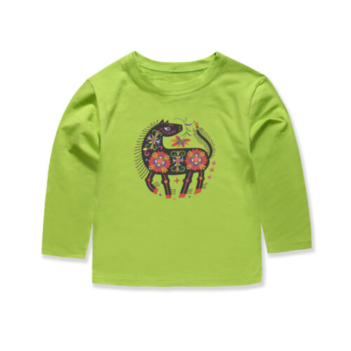 horse top for kids boys or girls